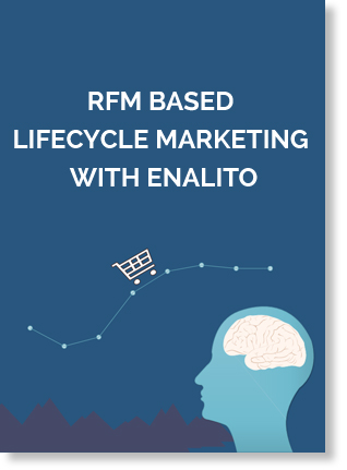 RFM BASED LIFECYCLE MARKETING WITH ENALITO