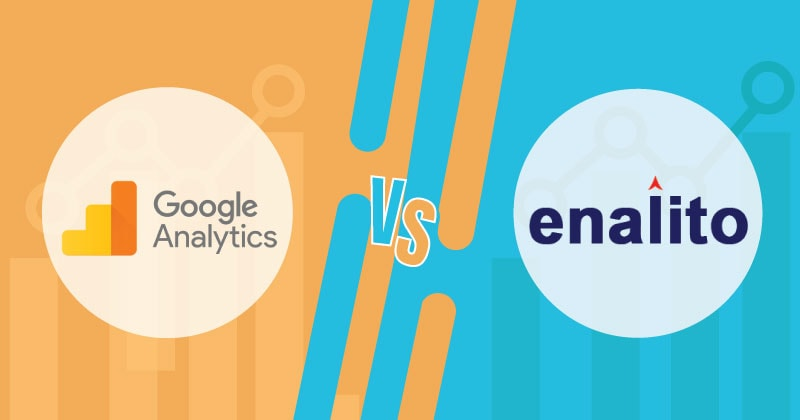 Google Analytics V/S Enalito: Which Is Best For Your Retail Business?