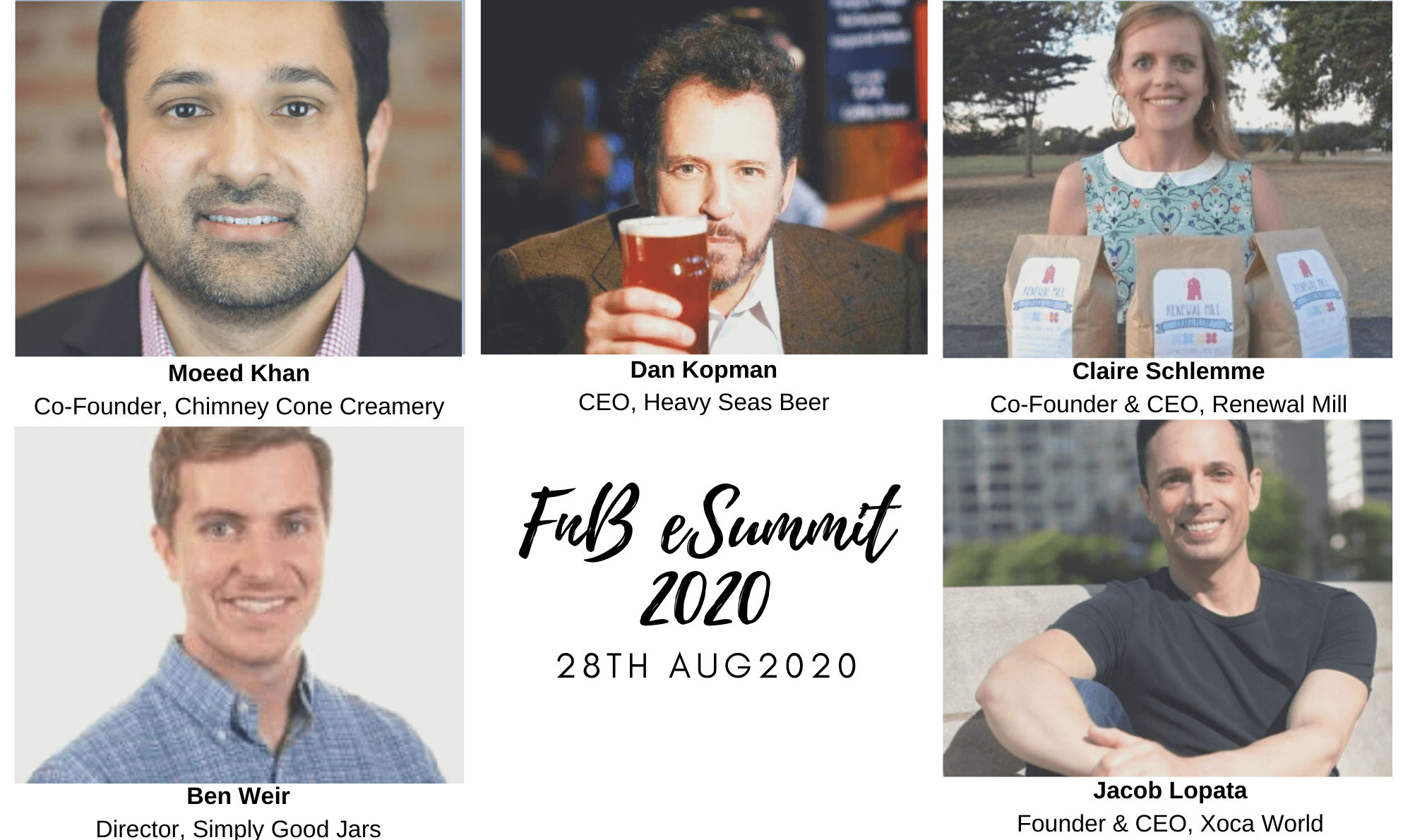 Day 5 – Session 1: F&B e-Summit 2020 (Aug 28th, 2020)