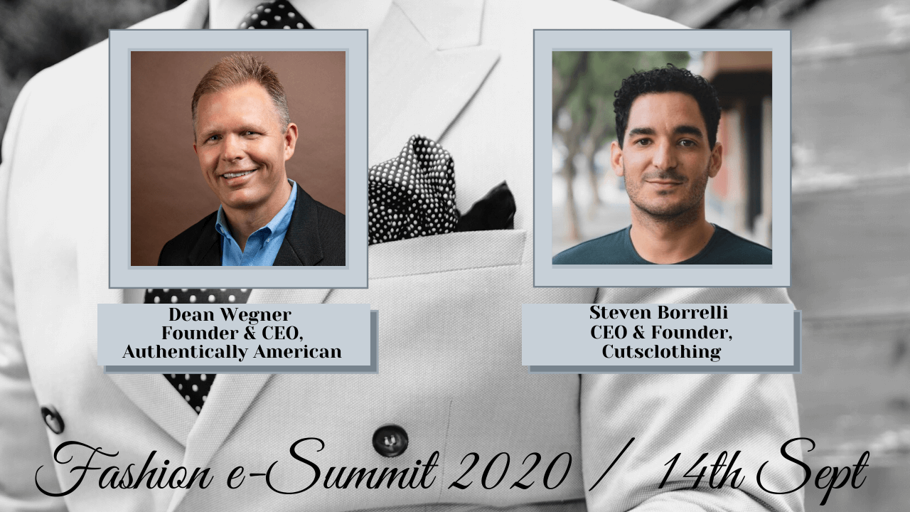 Fashion e-Summit: Day 1 – Session 2 (Sep 14th, 2020)