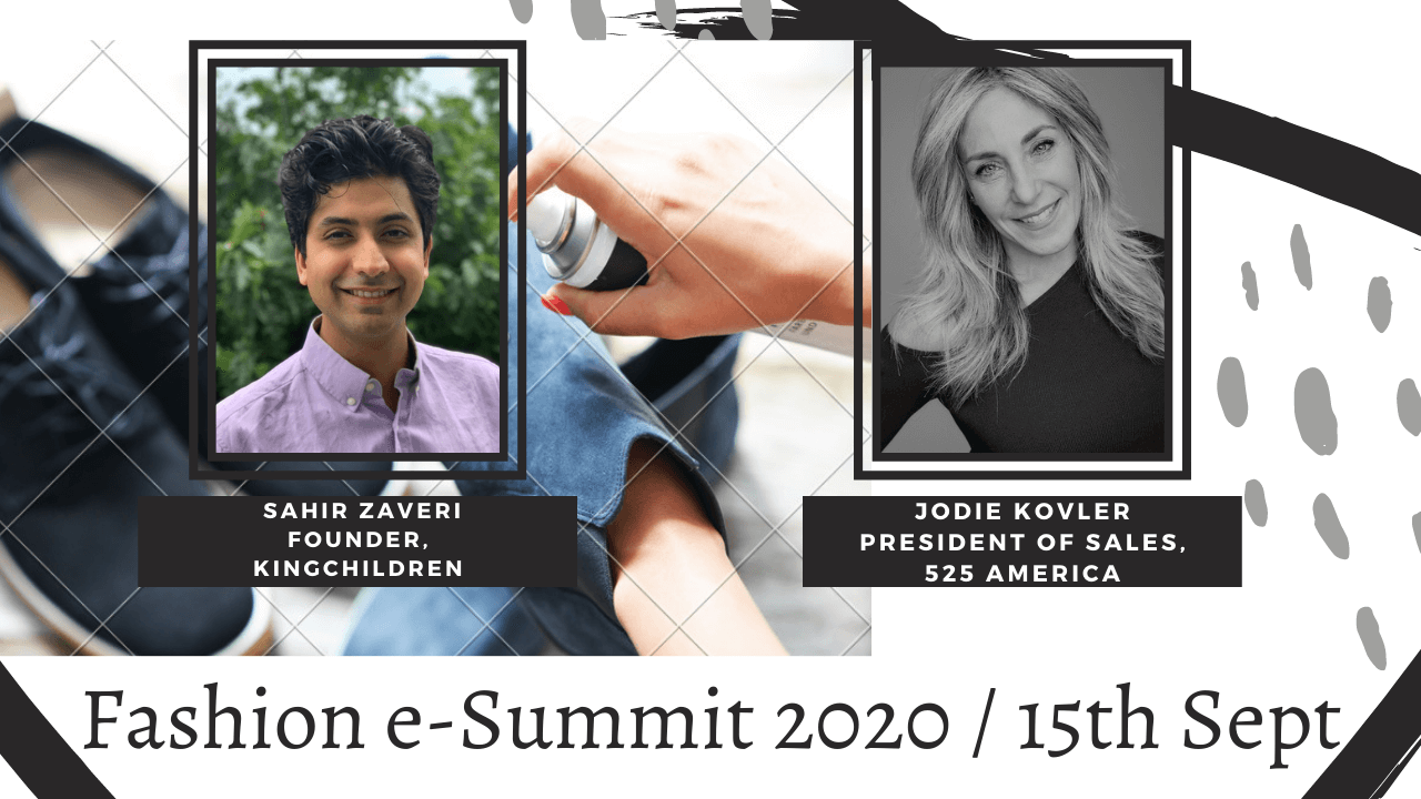 Fashion e-Summit: Day 2 – Session 4 (Sep 15th, 2020)