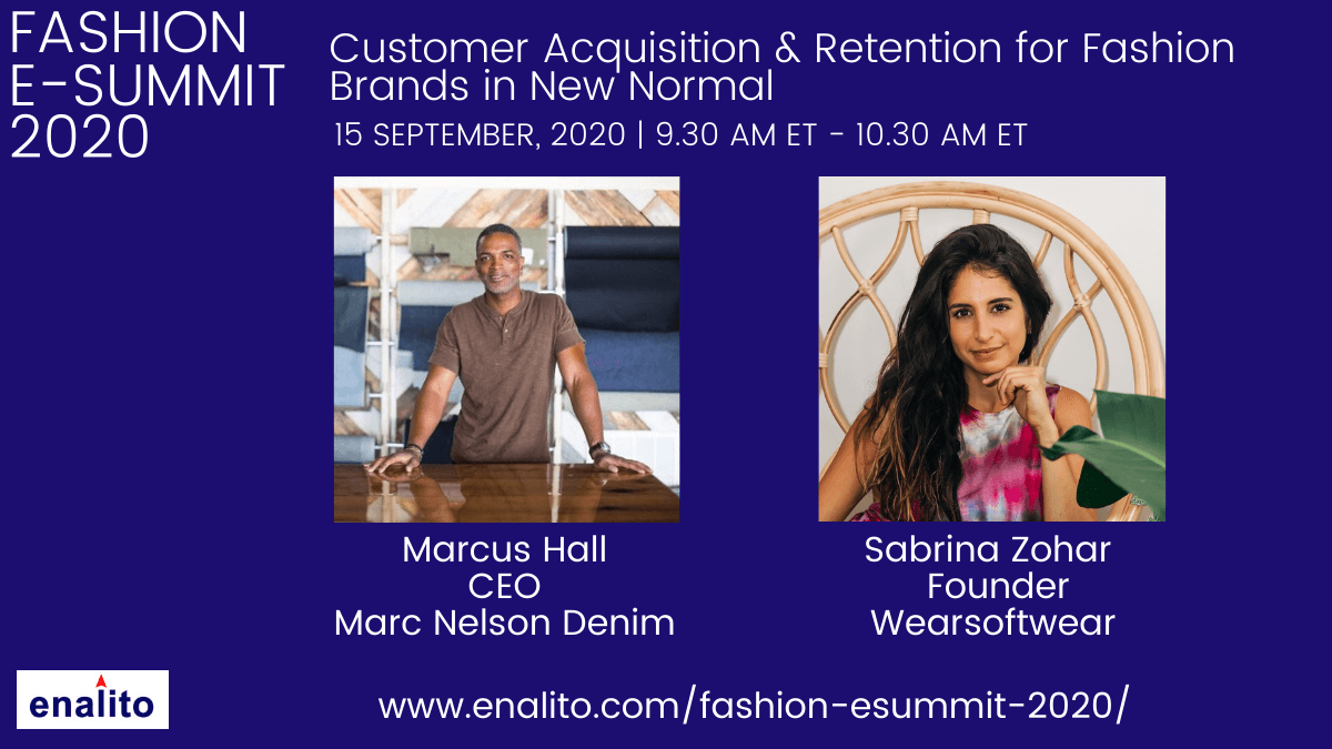 Fashion e-Summit: Day 2 – Session 3 (Sep 15th, 2020)