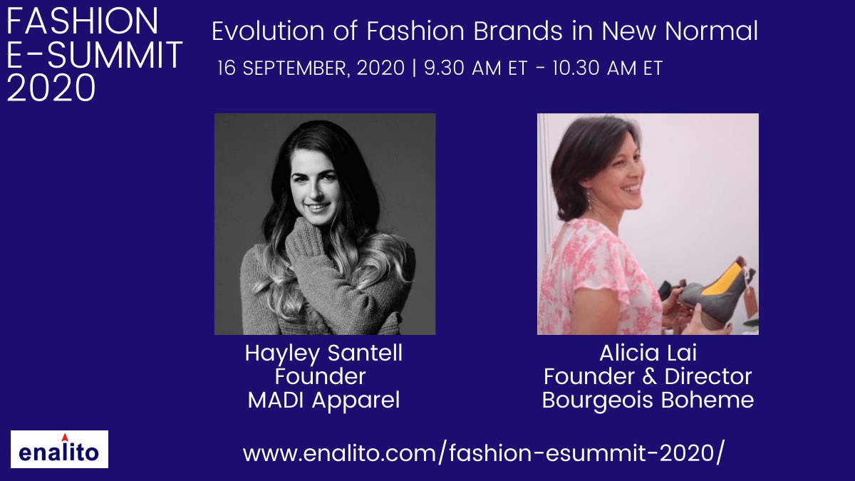 Fashion e-Summit: Day 3 – Session 5 (Sep 16th, 2020)