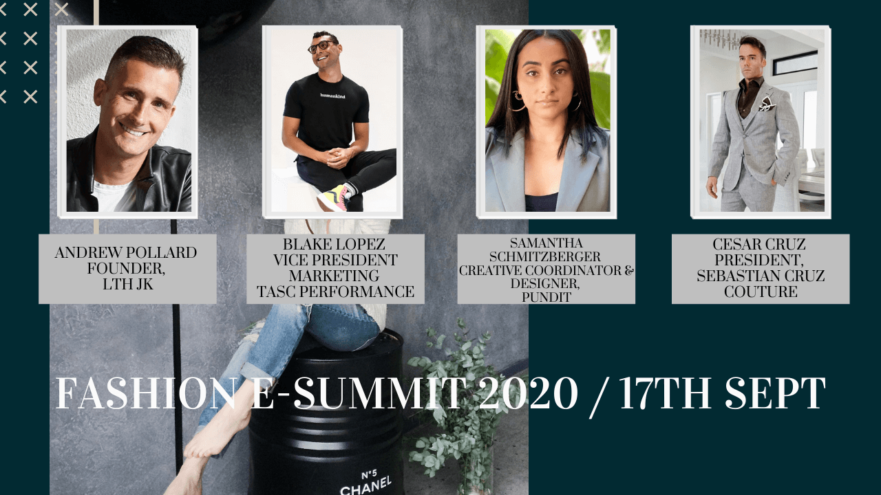 Fashion e-Summit: Day 4 – Session 8 (Sep 17th, 2020)