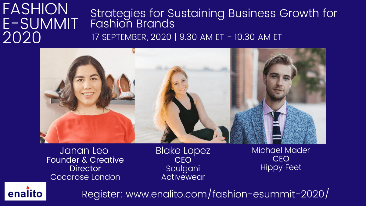 Fashion e-Summit: Day 4 – Session 7 (Sep 17th, 2020)
