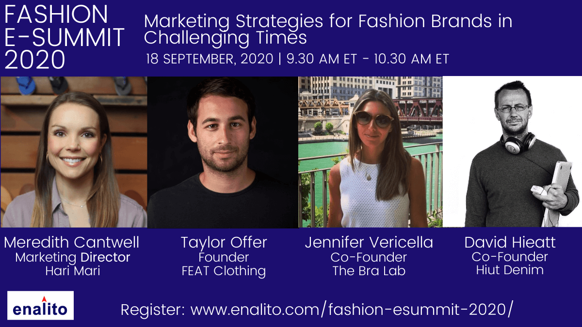 Fashion e-Summit: Day 5 – Session 9 (Sep 18th, 2020)