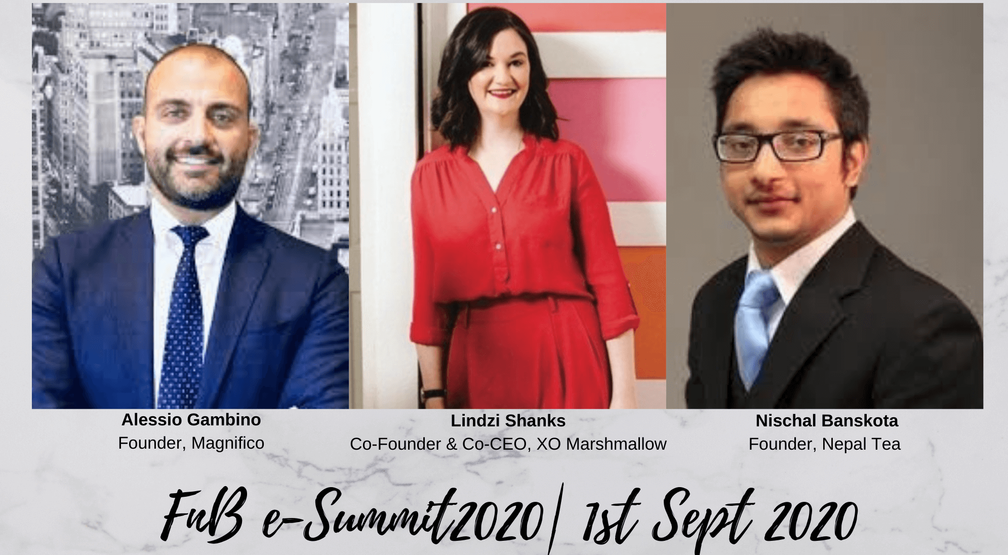 Day 7 – Session 1: F&B e-Summit 2020 (Sep 1st, 2020)