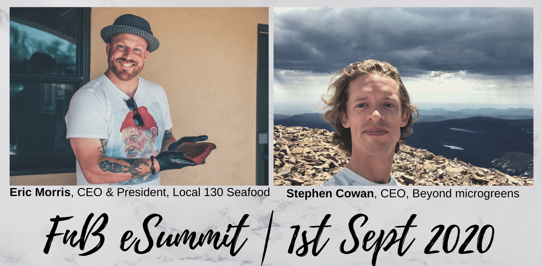 Day 7 – Session 2: F&B e-Summit 2020 (Sep 1st, 2020)