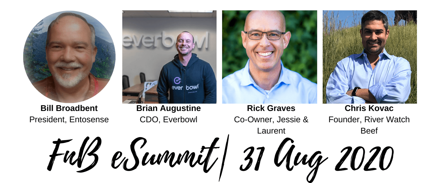 Day 6 – Session 2: F&B e-Summit 2020 (Aug 31st, 2020)