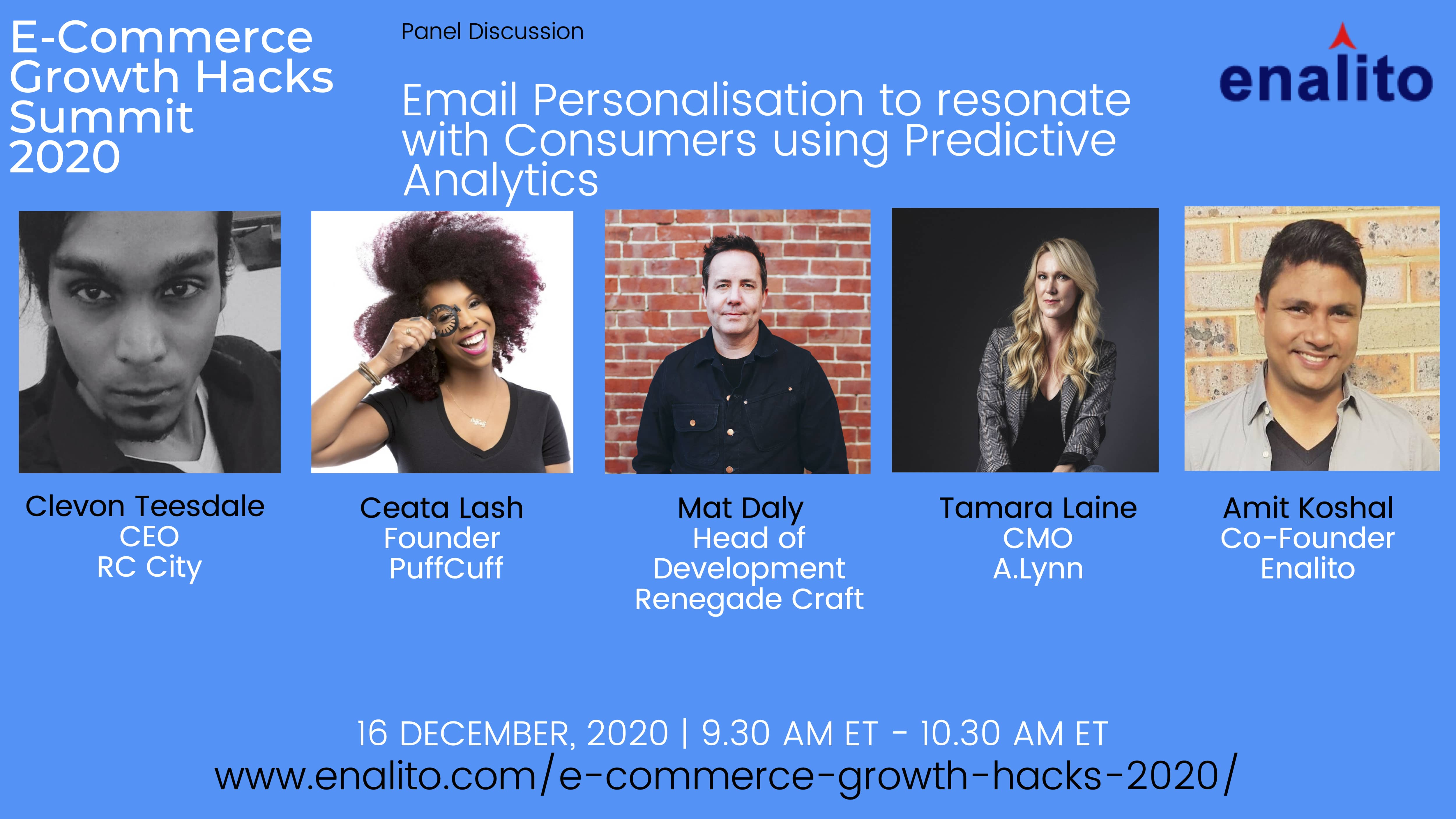 Email Personalisation to resonate with Consumers using Predictive Analytics
