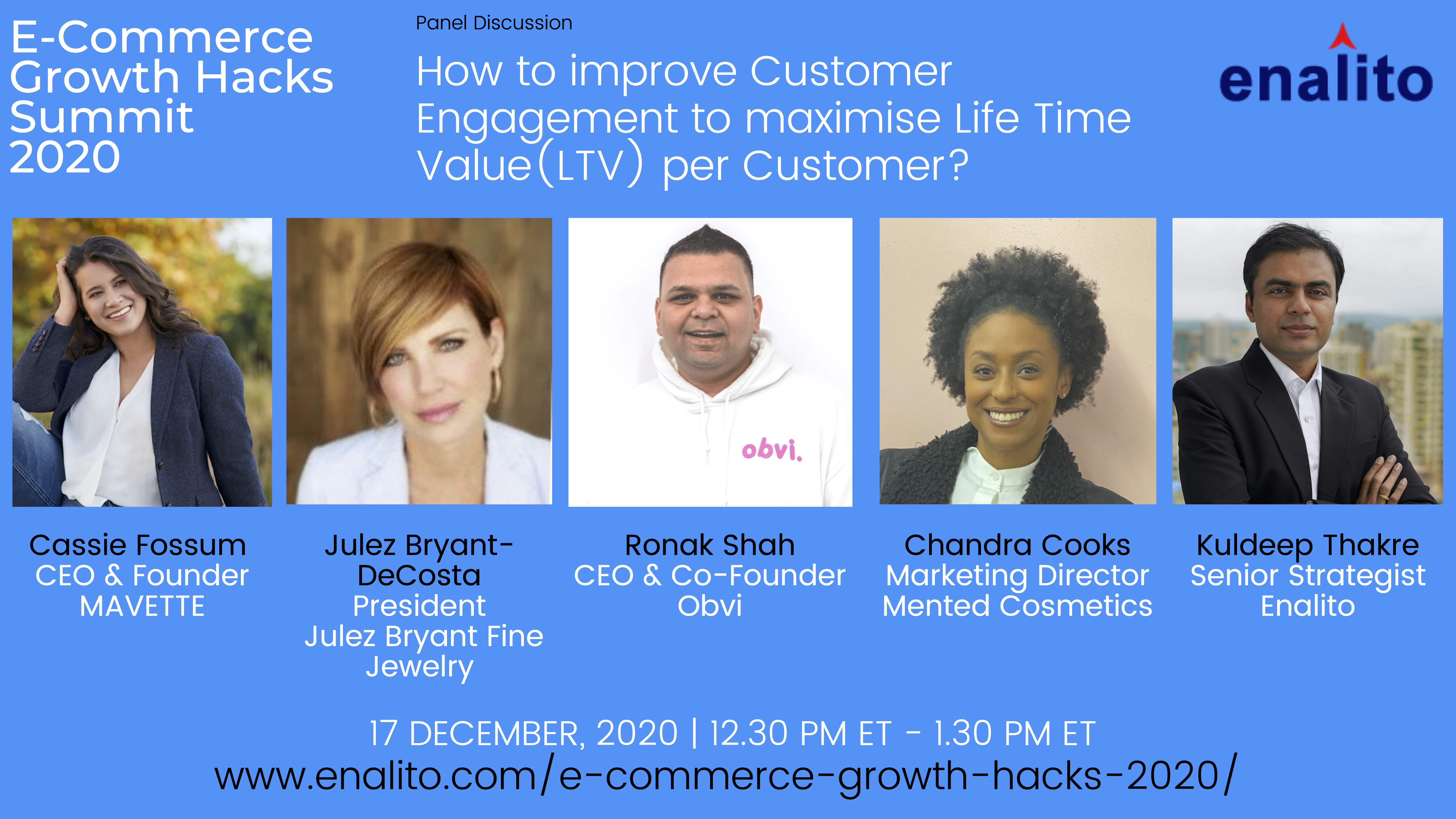 Lifecycle Customer Engagement to maximise Life Time Value(LTV)