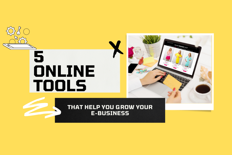 Online tools to boost your e-commerce sales.